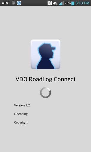 vdo roadlog app