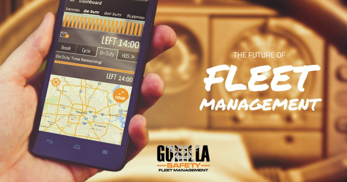 Gorilla Safety ELD Fleet Management
