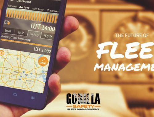 Gorilla Safety ELD Fleet Management
