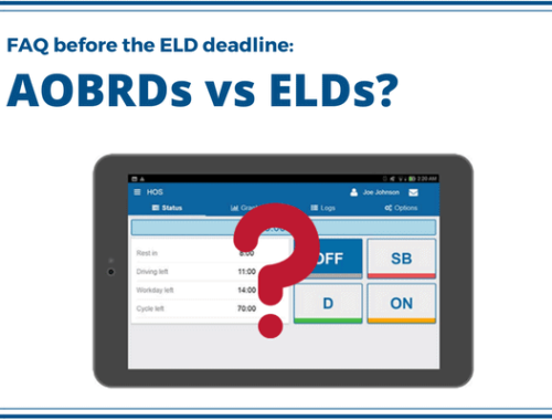 FAQ on AOBRD vs ELD