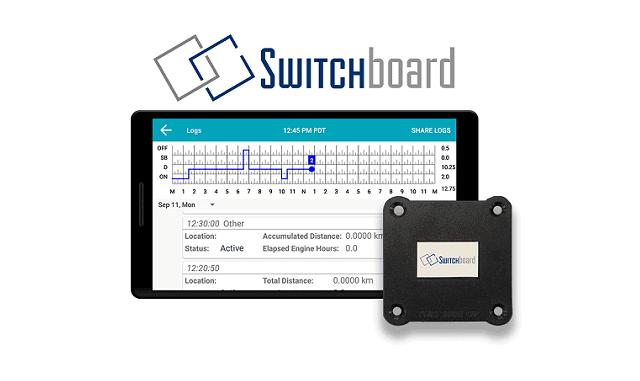 Switchboard ELD on Tablet Device