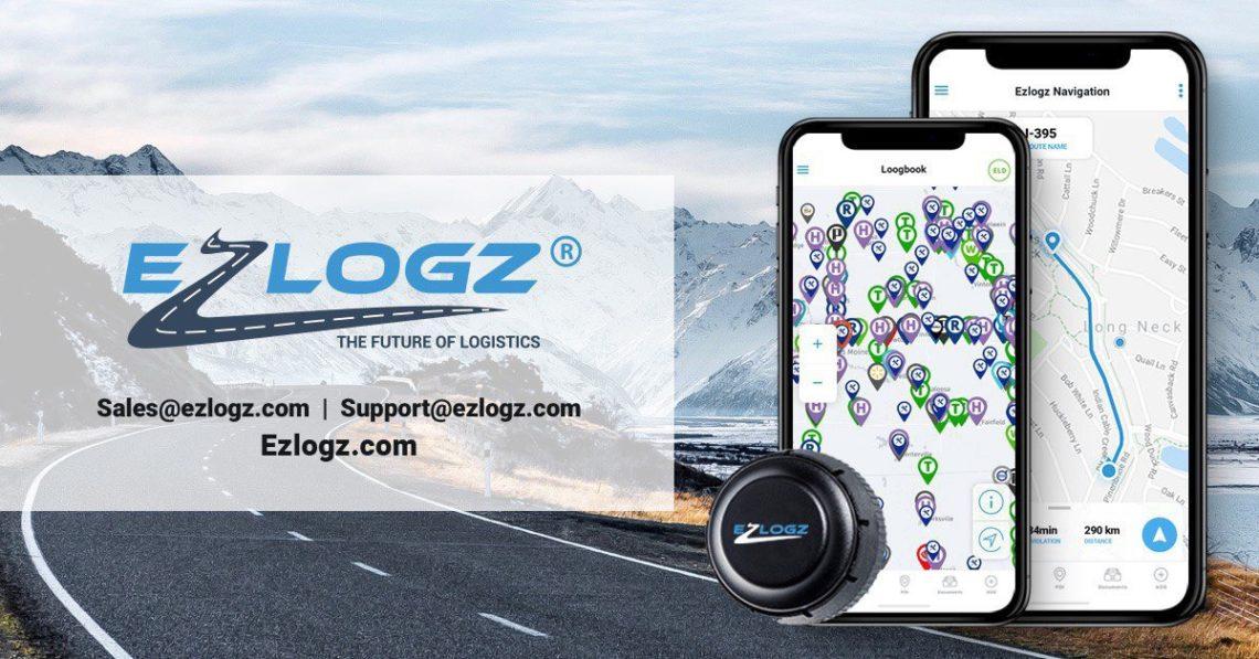 Ezlogz ELD 2020, Logistics Platform