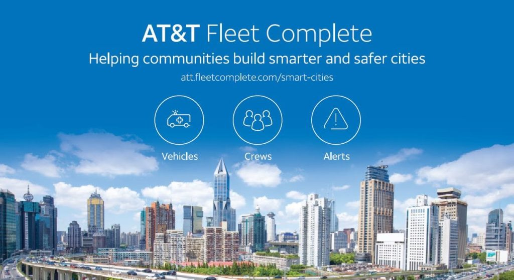 Smart Cities with AT&T Fleet