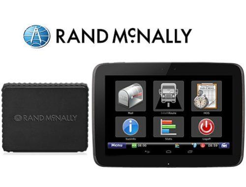 Rand McNally ELD Official Logo