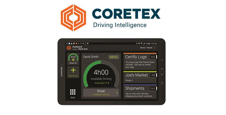 Coretex ELD Dashboard