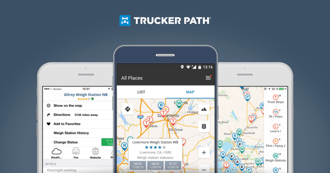 Trucker Path ELD Location Review